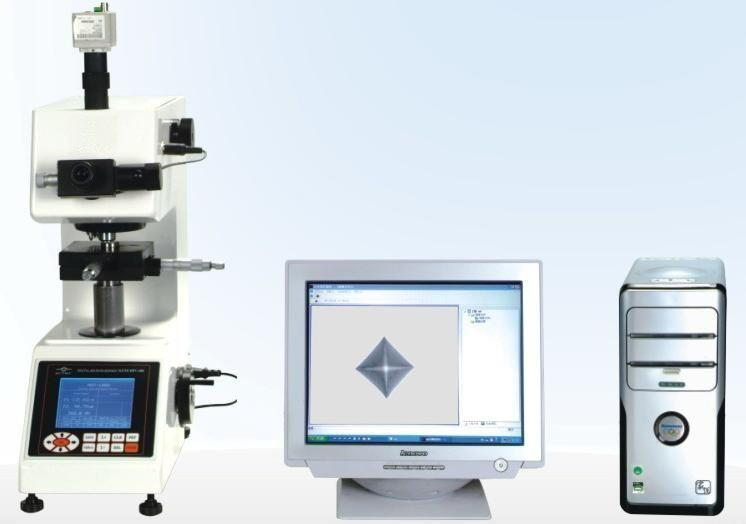 HV-CCD Series Auto-image Measuring Digital Brinell Micro Vickers Hardness Tester