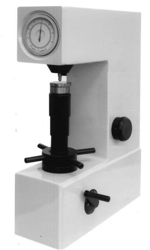 JHR-150MT Manual Twin Rockwell Hardness Tester