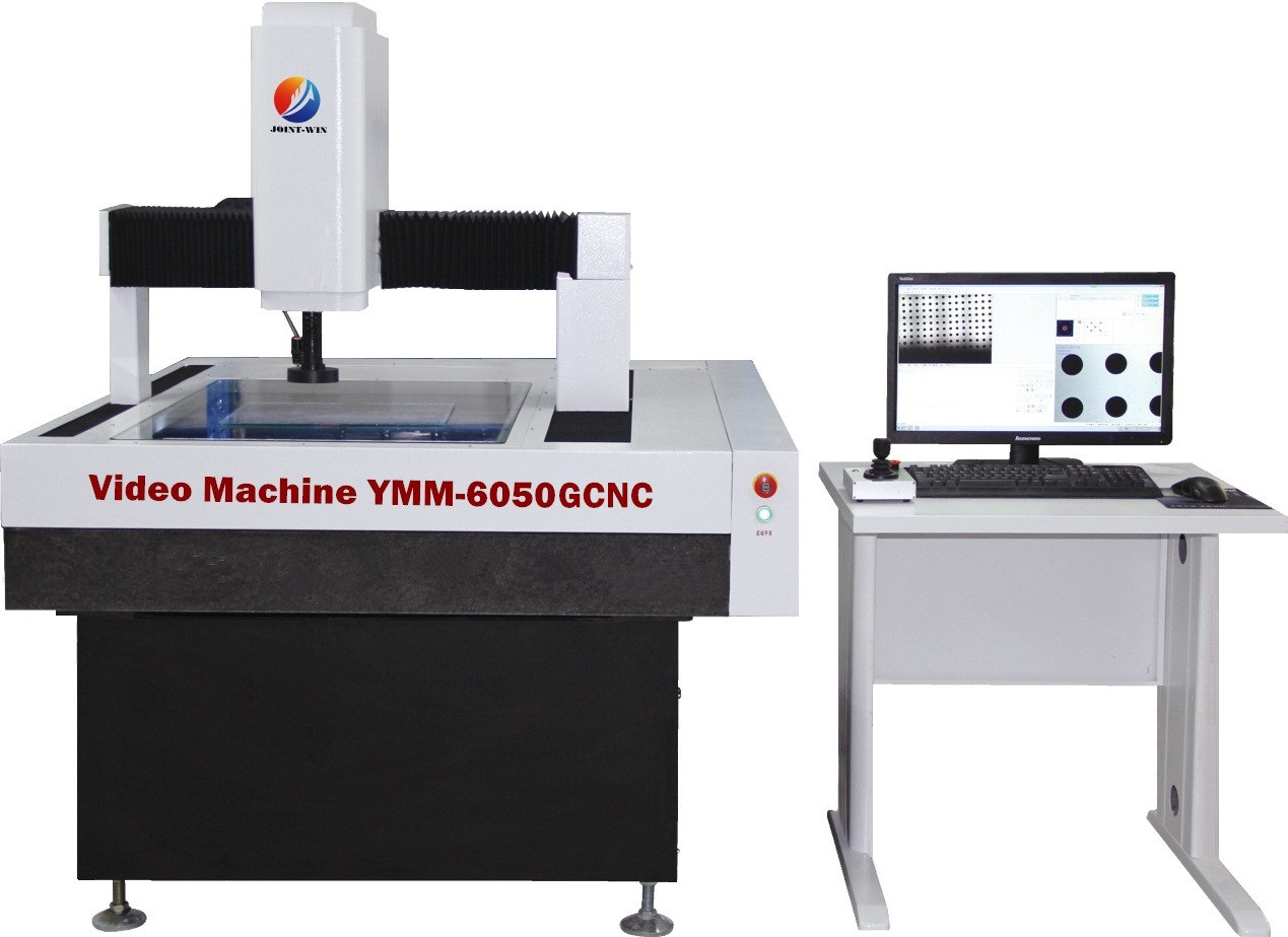 Gantry-Type Full-Automatic CNC Vision Measuring Machine YMM-GCNC Series
