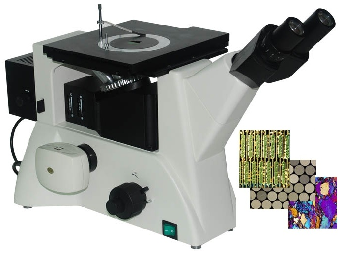 Inverted metallurgical microscope JXL-200/200BD